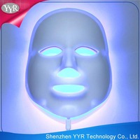 YYR direct wholesale red light facial beauty led skin care products