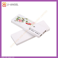 Portable mobile power supply, wholesale cylinder power bank 1450mAh, Mini rechargeable battery charger