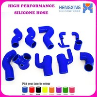 Silicone Coolant/Radiator Hose Kit For AUDI S4 RS4 2.7L Bi-Turbo silicone turbo hose kit