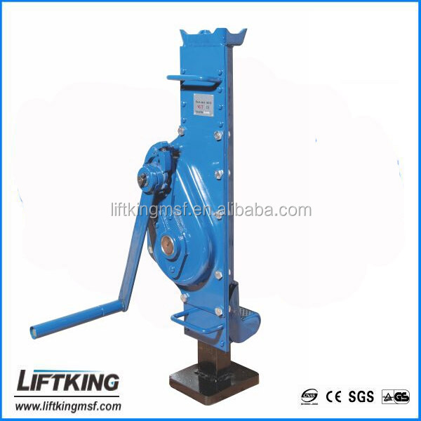 LIFTKING heavy Mechanical steel lifting jack