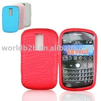 Silicon skin for blackberry bold 9000 tyre veins