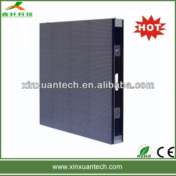 wholesale hot selling p6 indoor led full color advertising display screens