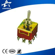 Hot Sell mini toggle 4-way switch