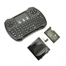 Mini Touchpad Air mouse A9 2.4G Wireless Bluetooth Keyboard Remote Control for Smart Android tv Box