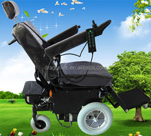 DW-SW03 Electric standing wheelchair power wheelchair folding power wheelchair