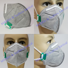 Benehal N95 smoke protection active carbon mouth mask