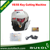 Promotion Price Automatic V8/X6 Key Cutting Machine X6 Auto Key Programmer V8 Car Key Maker Locksmiths Tool