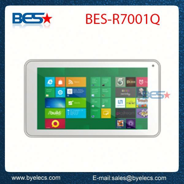 New arrival wifi hdmi bluetooth android 4.2 jelly bean smart pad 7 inch tablet pc