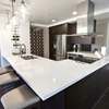 High Density Crystal White Quartz Countertop
