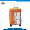 Pu Spinner Wheel Luggage Elegant Travel