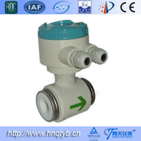 Pulse output High performance magnetic water flow meter sensor