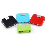 CE Certification and USB 2.0 Interface Type USB Hub 4 Port