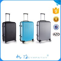 "3pcs 20"" 24"" 28"" luggage trolley set clearance luggage sets suitcase sale"