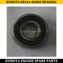 High Precision Cheap Miniature Deep Groove Ball Bearing 08141-06002 kubota bearing