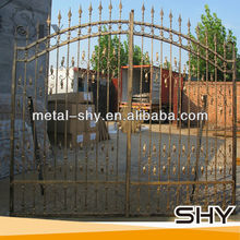 Wrought Iron Main Gate Designs for Homes for Sale