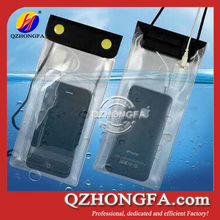 waterproof cell phone bag for samsung galaxy s2 S3 S4 case