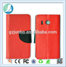 TPU Cover soft mobile phone flip case for huawei ascend y320