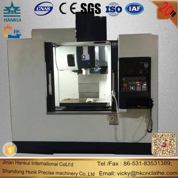 High quality vertical CNC device for factory