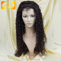 Wholesale New design virgin afro kinky human hair wig
