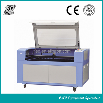 SUDIAO Making Wood Acrylic Leather Laser Engraving Cutting Machine