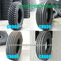 Truck tires 11R22.5 with GSO made in China