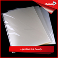 PET clear film for silkscreen printing , pet transparent film for inkjet plotter