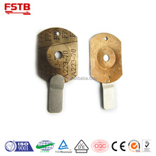 FSTB the snap action bimetal disc thermal control fuse for electric iron parts