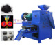 Mill scale coal peat lignite briquette making machine