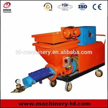 C1 Automatic Portable Cement Mortar Spraying Plastering Machine for Wall