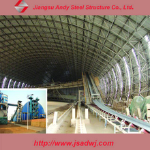 Design Low Cost Light Steel Grid Structure Space Truss Roof