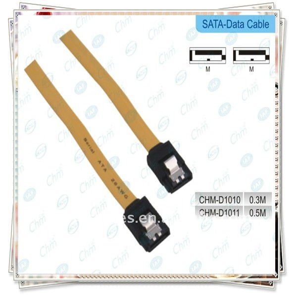 Premium ATA SATA NEW RED SERIAL DATA HARD DRIVE HD CABLE