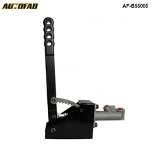 AUTOFAB Universal Hydraulic Drift E-Brake Racing Hydraulic Handbrake With Master Cylinder AF-B55005