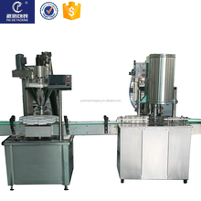full automatic Cheap good quality full automatic protein powder filling capping machine