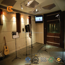 China Sound Absorbing Polyester Fiber acoustic Ceiling Panel Polyester Fiber Acoustical Ceiling For Recording Studios
