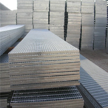 galvanized stair treads steel grating weight on sales