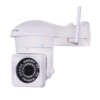P2P Wireless Waterproof Outdoor IP Camera Pan Tilt
