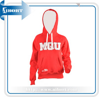 100% cotton plain hoodie,hoodie string