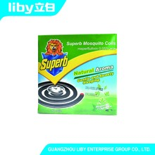 Liby Superb Black Mosquito Repellent Incense