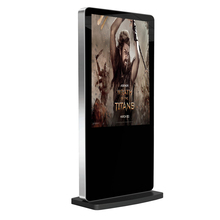 42 inch standing network android advertising player 1080P LED screen indoor mall display digital signage