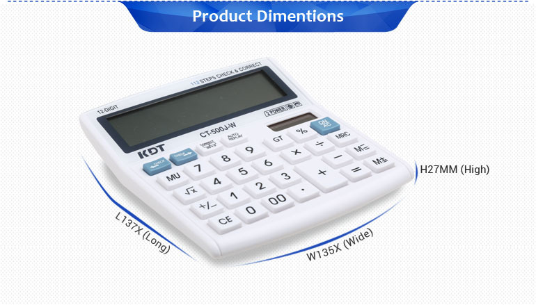 12 digit calculator price favorable & dual power calculator wholesale
