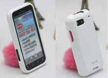 Hoco real leather cover case for Motorola ME525