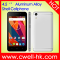 Alps X4 4.5 inch IPS Touch Screen Aluminum Alloy Shell smartphone android