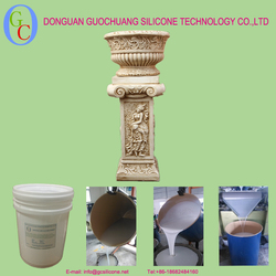 rtv silicone rubber for molds concrete balusters