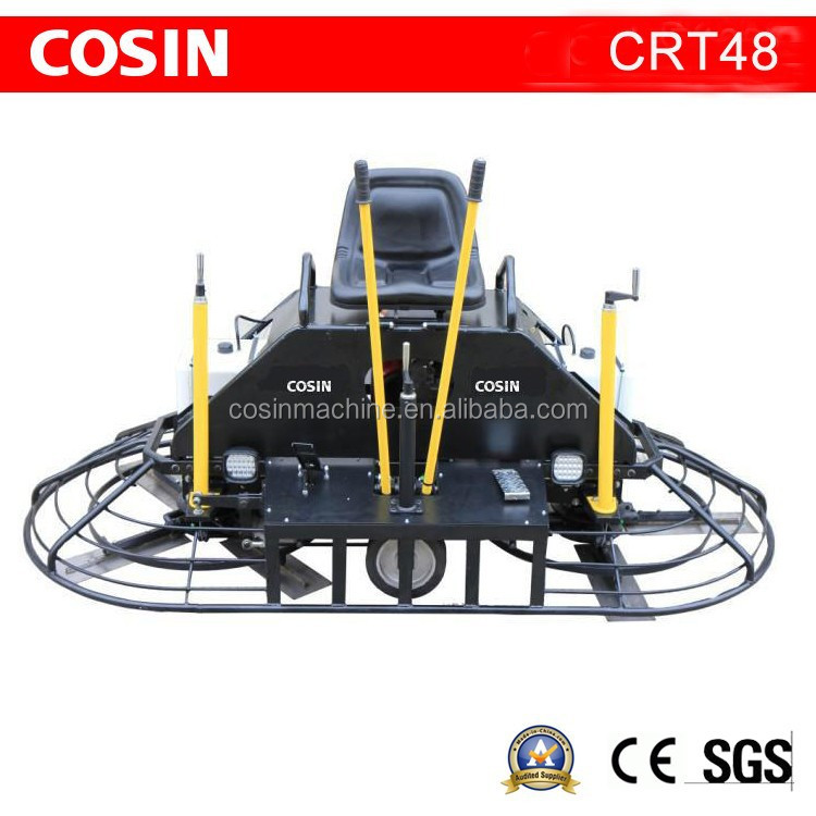 cosin concrete machine power trowel CRT48 honda engine gx690