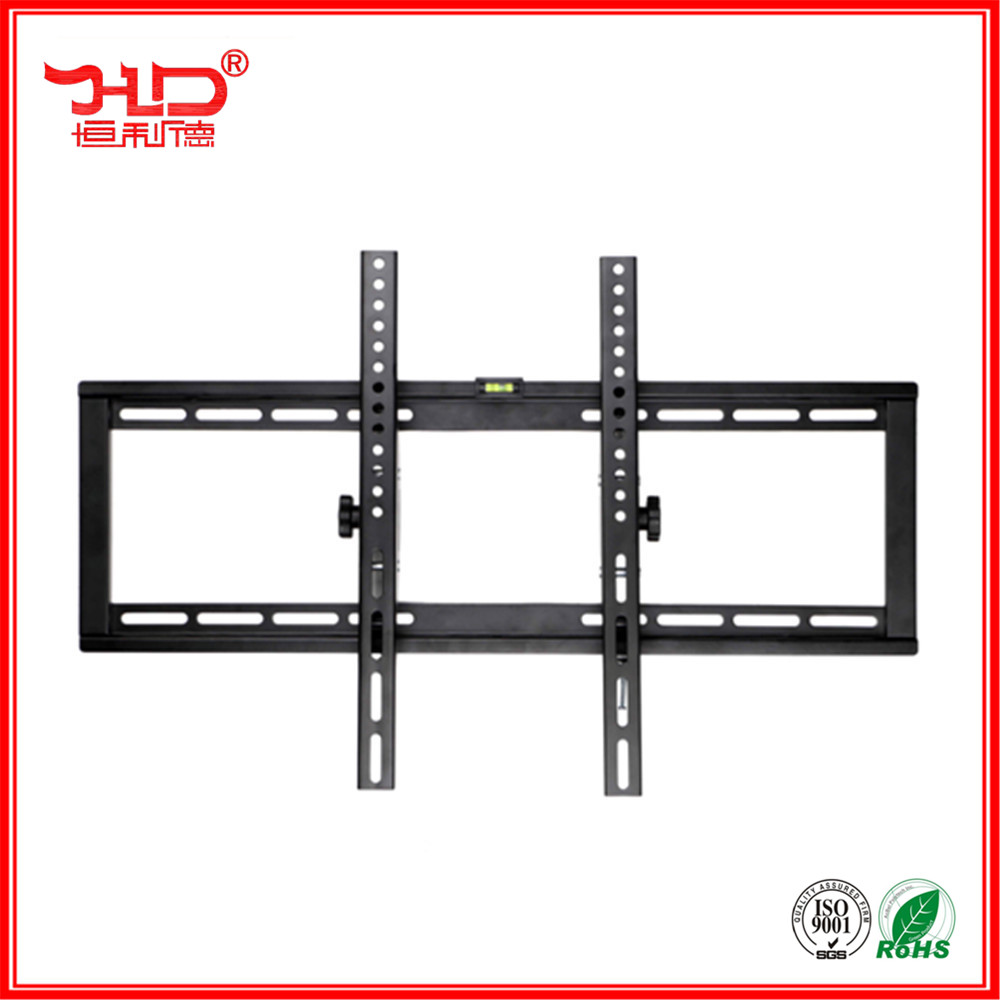 flat panel lcd sliding expanded metal tv wall mount bracket for 26-65 inch screen