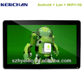 android digital signage system for tablet display 10inch to 65inch