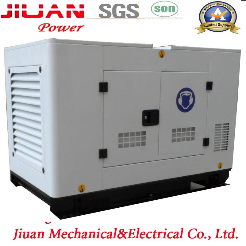 3 Phase Diesel Generator Wiring Diagram : Kva stille diesel generator in drie stadia