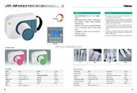 High frequency dental x-ray machine