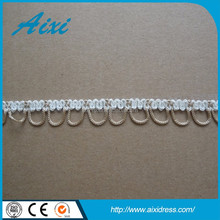 High precision cutwork lace embroidery lace fabric