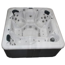 Outdoor freestanding short bathtub JY8016